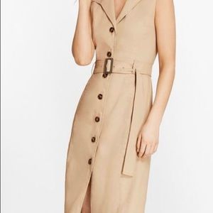 Trench Dress by Brooks Brothers